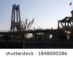 wide angle panoramic view of... | Shutterstock . vector #1848000286