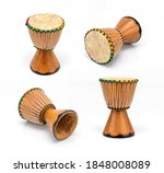 Djembe Drum Traditional African ...