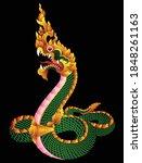 King Naga  Big Snake Tradion...