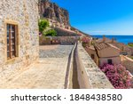 View Of The Medieval  Castle Of ...