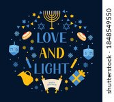 Love And Light Lettering With...