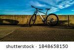 Mountain Bike Parked At...