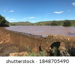 Full Great Karoo Dam With A...