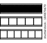 film design over white...   Shutterstock .eps vector #184870670