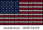 A Usa Election Fraud Text...