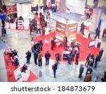 people crowd background | Shutterstock . vector #184873679