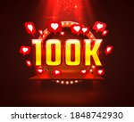 thank you followers peoples ... | Shutterstock .eps vector #1848742930