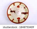 Arabian Breakfast Plate On A...