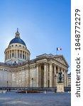 Pantheon In Paris  France. It...