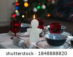 Magic Christmas Table Candle...