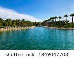 Lake At Bacalh A Buddha Eden ...