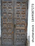 Vintage Beautiful Wooden Door...