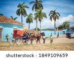 Trinidad  Cuba. 08 04 2019. A...