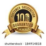 customer satisfaction... | Shutterstock .eps vector #184914818