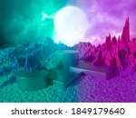 abstract background for...   Shutterstock . vector #1849179640