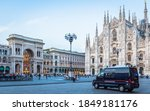 Milan  Italy   Circa September...