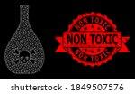 mesh polygonal poison jug on a...   Shutterstock .eps vector #1849507576