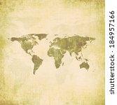 grunge texture | Shutterstock . vector #184957166
