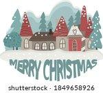 Merry Christmas Card. Christmas ...