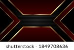 luxury abstract background with ...   Shutterstock .eps vector #1849708636