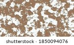 seamless white paint rust metal ... | Shutterstock . vector #1850094076