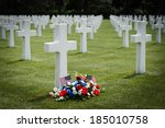 Omaha Beach American Cemetery...