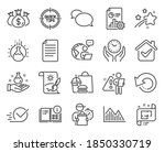 education icons set. included...