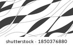 hand drawn lines. abstract... | Shutterstock .eps vector #1850376880