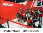 Ducati Monster 821 Motorcycles...