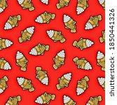 Red Fish Ice Cream Art 3d...