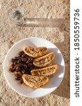 Cretan Rusks  Olives And...