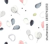 watercolor abstract pattern... | Shutterstock . vector #1850741053