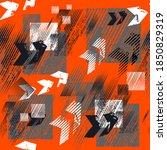 abstract seamless grunge... | Shutterstock .eps vector #1850829319