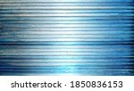 old background of blue wooden... | Shutterstock . vector #1850836153