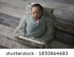 Closeup Images Of Cute Newborn...