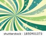 retro groovy sunburst... | Shutterstock .eps vector #1850901373
