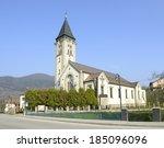 terchova  slovakia   march 29 ... | Shutterstock . vector #185096096