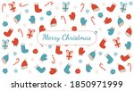 concept for christmas greeting...   Shutterstock .eps vector #1850971999