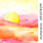 Watercolor Pattern ...