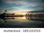 Sunrise Reflection Symmetry...