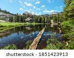 """Shirley Lake Trail At """"squaw..."""