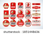 Tomato Ketchup  Sauce Badge...