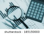business concept with... | Shutterstock . vector #185150003