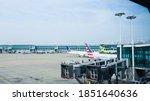 korea  incheon and incheon... | Shutterstock . vector #1851640636