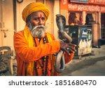 Varanasi  india   december 2019 ...