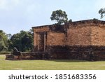 Part Of Muaro Jambi Temple...