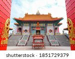 Chinese Buddhist Temple In...