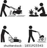 agricultural workers....   Shutterstock .eps vector #1851925543