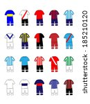 Argentinian League Clubs Jerseys
