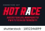dynamic alphabet design ...   Shutterstock .eps vector #1852346899